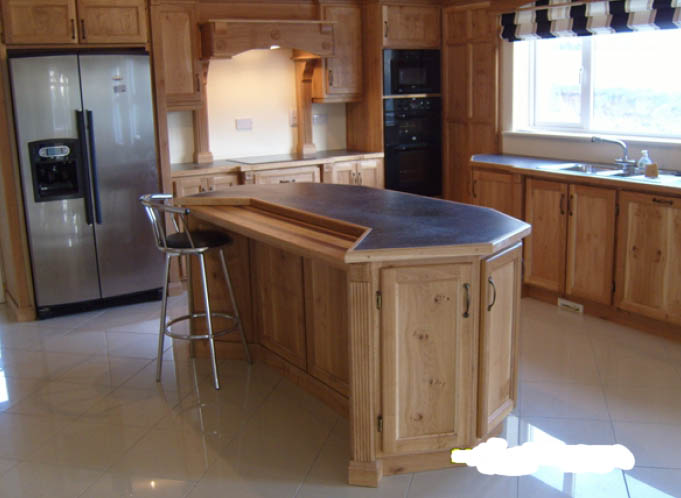 Character Oak Solid Wood Kitchen Wishbone Design Wishbone Kitchens In Cork Ireland Can